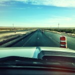Driving Highway 285