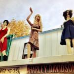 Eeery mannequins in Seligman