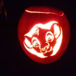 Simba Pumpkin