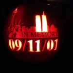 9/11 Remembrance Pumpkin