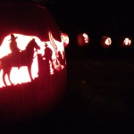 Wagon Caravan Pumpkin