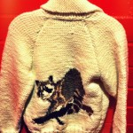 Austin Vintage Style Fest Coon Sweater