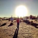 Brent El Cosmico Marfa, TX