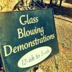 "Glas Blowing Demostrations 12-""ish"" - 5""ish) Jerome"