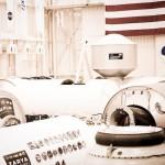 Mock Space Station Houston