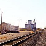 Railroad Tracks Marfa