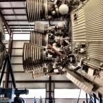 Saturn 5 Houston
