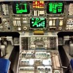 Shuttle Cockpit Space Center Houston