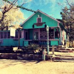 Turquoise House on Turquoise Trail