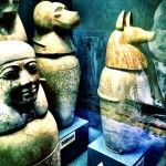 Canopic Jars Childrens Museum Indianapolis