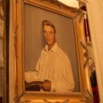 Graceland Elvis Portrait