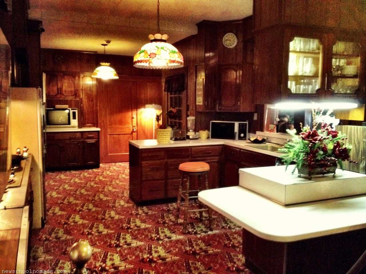 Graceland Kitchen Newschool Nomads