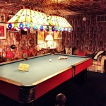Graceland Pool Table