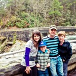 Family Smokey Mountain National Park