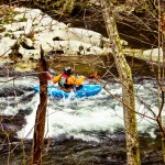 Kayak Smokey Mountain National Park