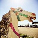 Meridian MS Carousel Horse