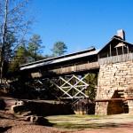 Old Furnance Tannehil State Park AL