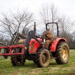 Steve and Tractor