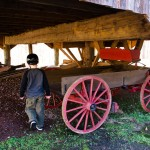 Wagon Tannehill State Park