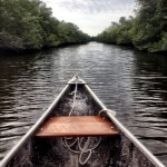 Canoing Port Charlotte Canals