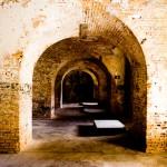 Corridors Fort Pickens