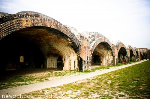 Fort Pickens Florida