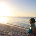 Jenn Sunset Sanibel Island
