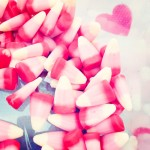 Pink Candy Corn