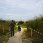 Wandering Boys Fort Pickens