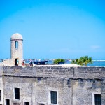 Cannon Firing Castillo de San Marcos