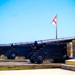 Cannons Castillo de San Marcos Florida