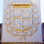 Crest at Castillo de San Marcos