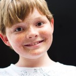 Happy Boy at Anastasia State Park FL