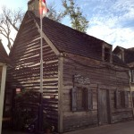 Oldest School House St Augustine