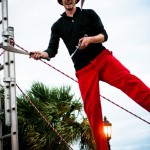 Red Trouser Show Key West Florida