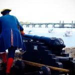 Soldier Castillo De San Marcos FL