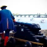 Soldier Castillo De San Marcos FL