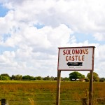 Solomons Castle Sign
