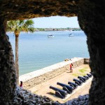 Window in Castillo de San Marcos