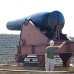 Cannon Fort Moultrie SC
