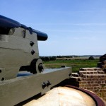 Cannon Fort Pulaski Georgia