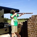 Pretend Fort Pulaski
