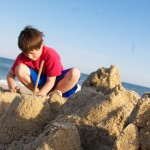 Building Sandcastles Cape Hatteras National Seashore
