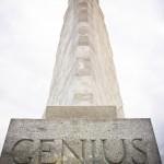 Wright Monument Genius