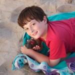 Little Boy on Beach Cape Hatteras
