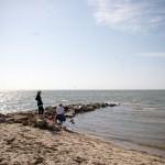 Ocracoke Island where Blackbeard was supposedly captured