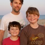 The Boys at Cape Hatteras
