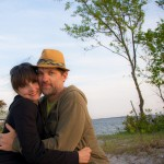 My love and I at Assateague National Seashore