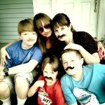 Family Mustaches