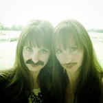 Sister Mustaches